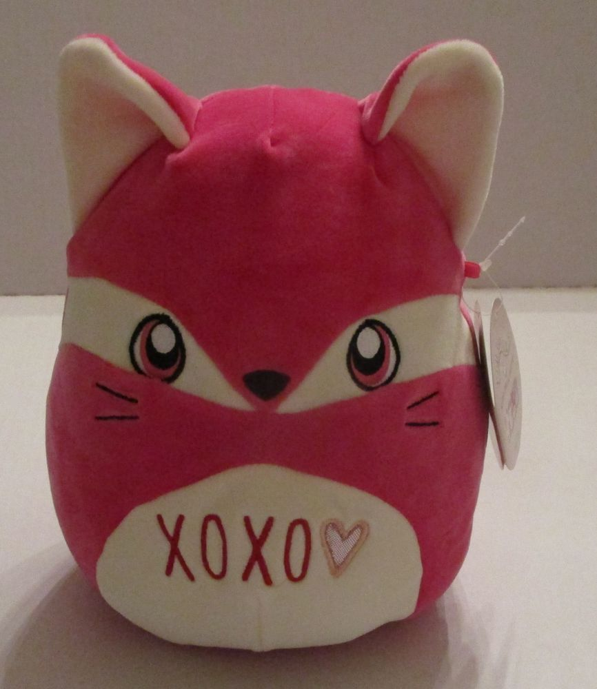"""2018 Kelly Toy Squishmallow FERN the Fox Pillow 16"""" NEW Super Soft and Squishy#1"""