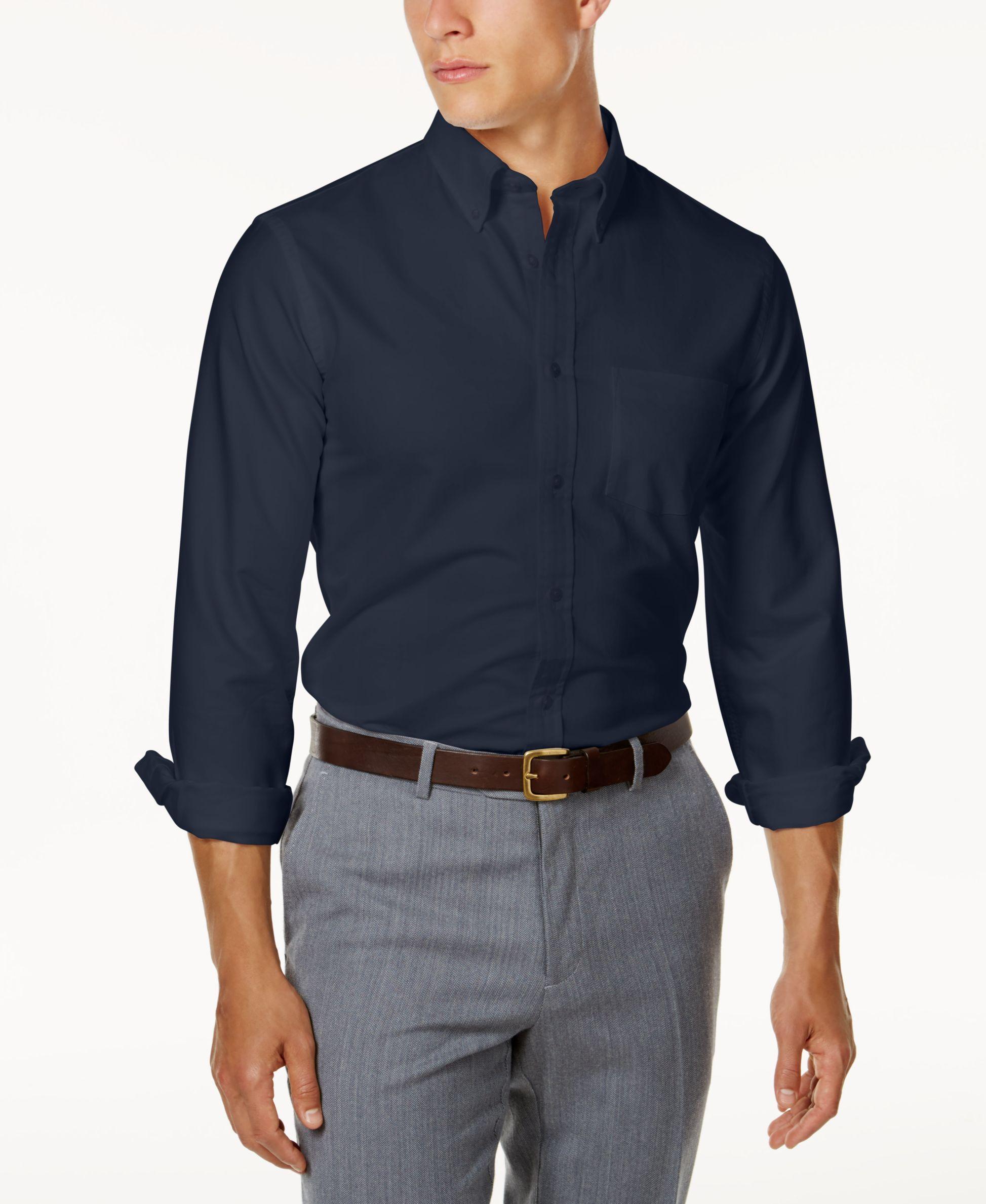 a5db226592 Charles Tyrwhitt Vs Brooks Brothers Dress Shirts - Nils Stucki ...