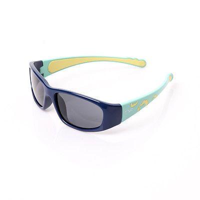 Kids Soft Rubber Polarized Sunglasses Age 3-10