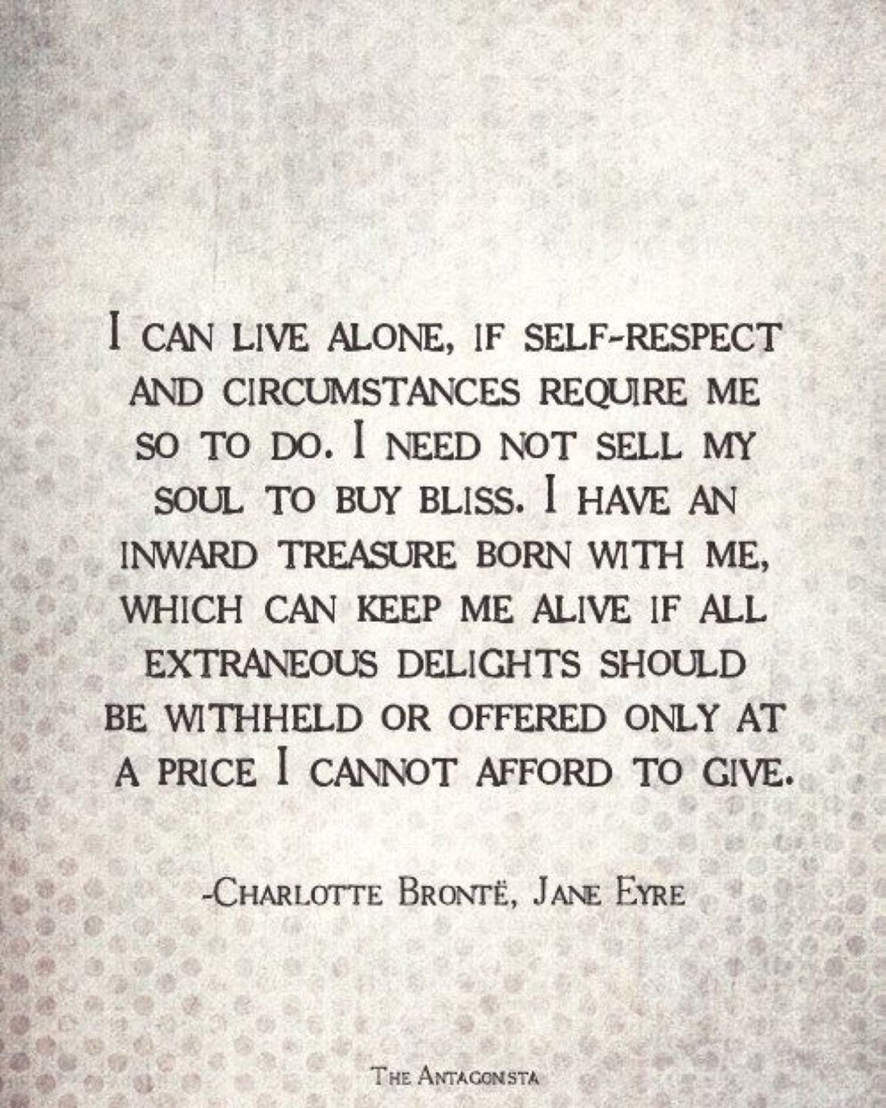Charlotte Bronte Quotes On Love