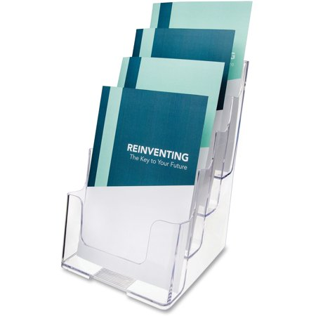 Office supplies | Brochure size, Clear, Compartment