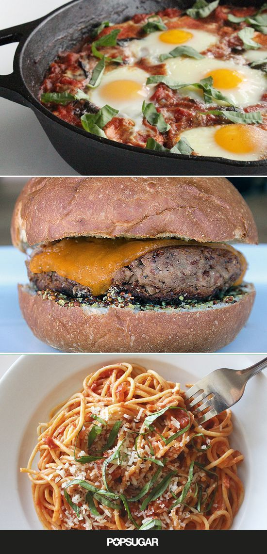 14 meat free recipes with over 20 grams of protein protein pack these breakfast lunch and dinner recipes are all protein packed vegetarian recipes that forumfinder Gallery