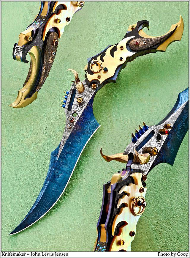 Photos Sharpbycoop S Gallery Of Handmade Knives Cuchillos Y Espadas Armas Geniales Dibujos De Armas