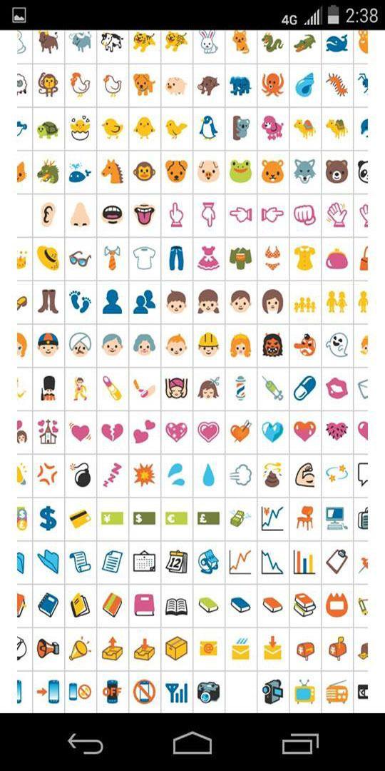 How To Enable Emoji On Android Emoji Keyboard Free Emoji Emoji