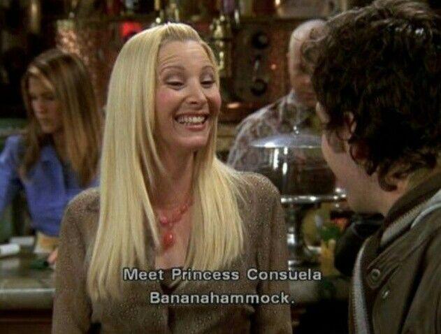 friends    princess consuela bananahammock and her husband crap bag  friends    princess consuela bananahammock and her husband crap      rh   pinterest