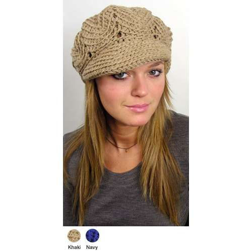 Pictures Crochet Or Knit Newsboy Caps And Hat Patterns Free