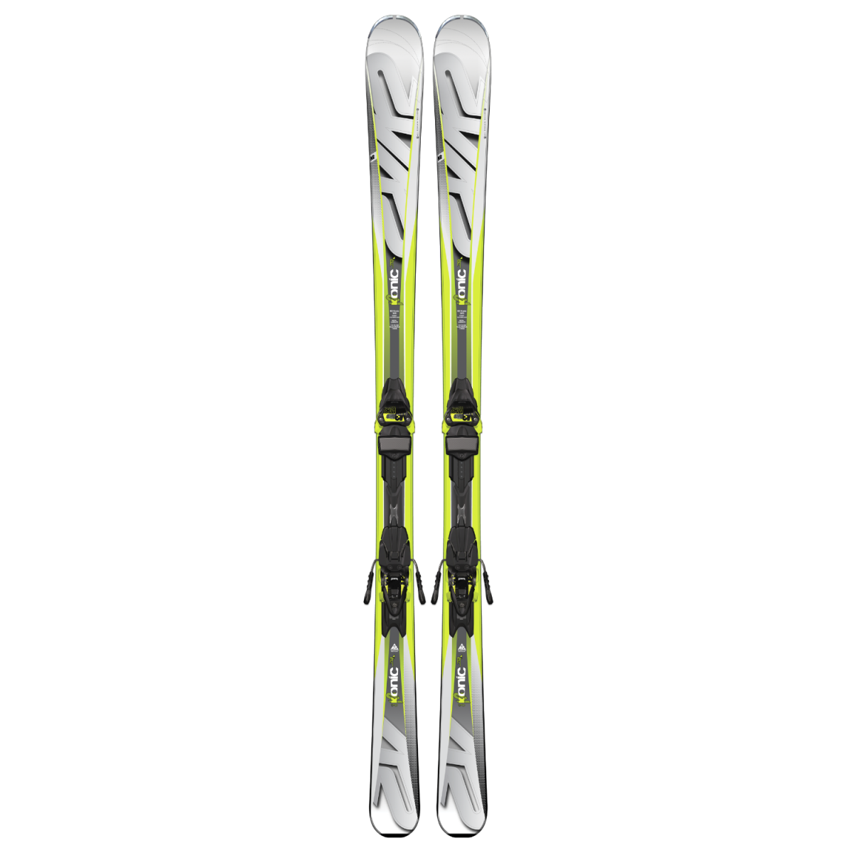 K2 Konic 78 TI Skis with M3 10 Bindings '15/16 from