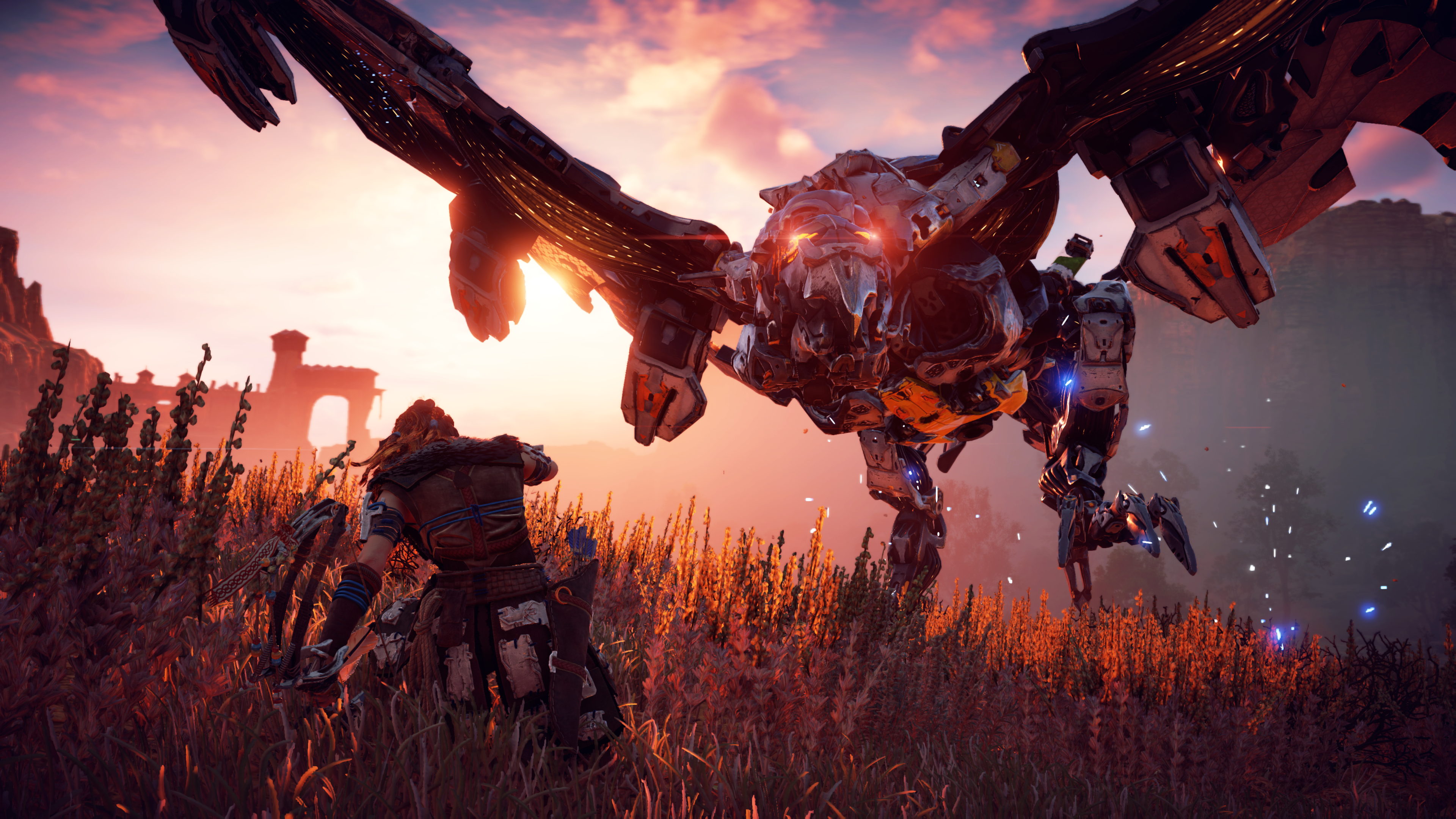 Arguably The Best Shot I Have From Horizon Zero Dawn. It