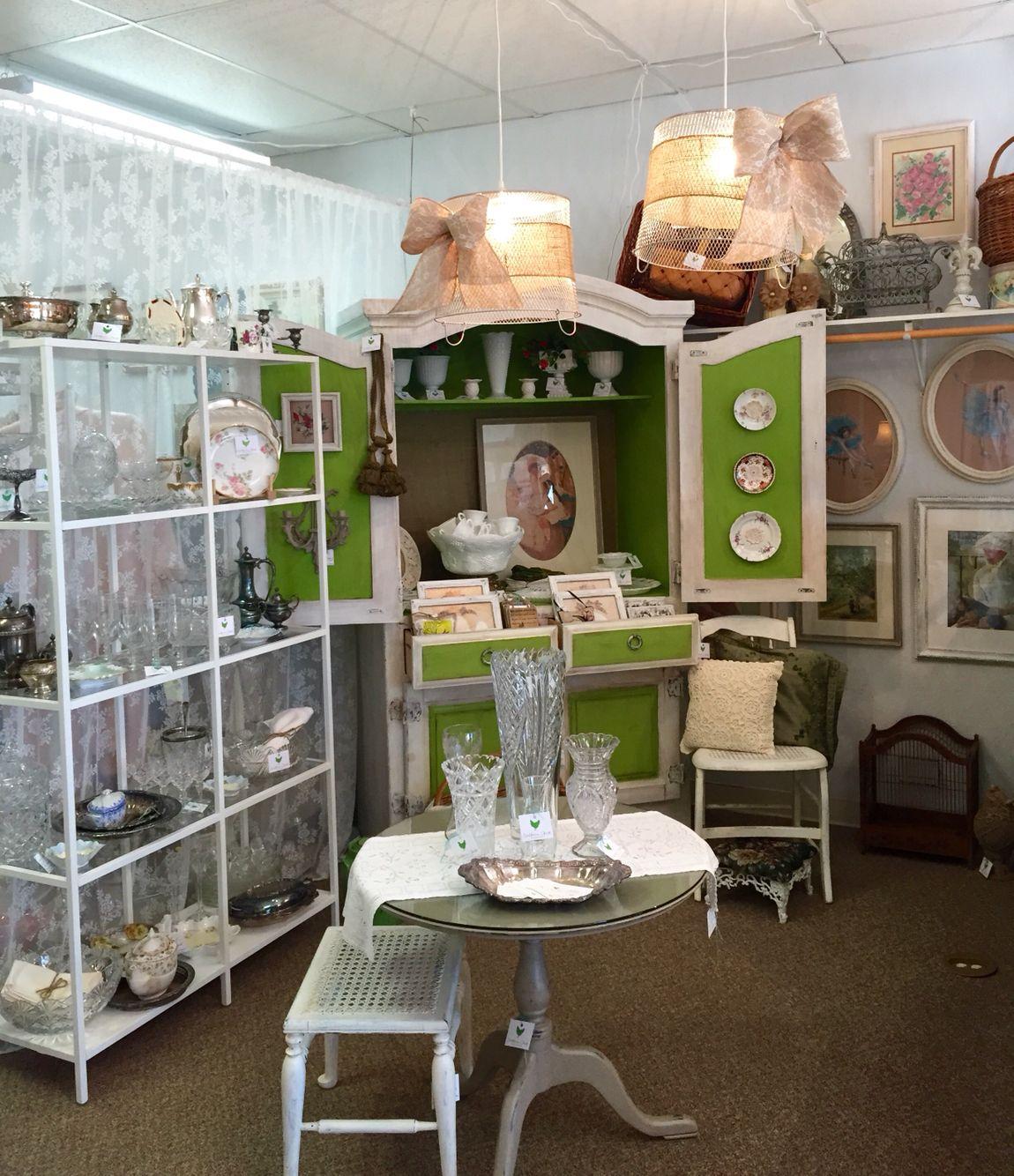 Southern Chick Interior Design ~ Our Store ~ Located Inside Bon Bon  Vintage, Sarasota,