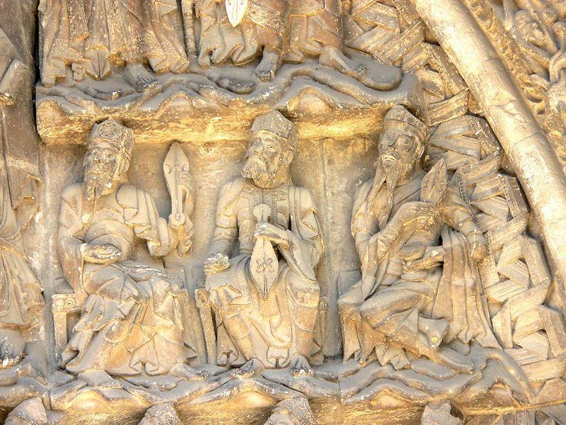 Moissac Sages 3 - Beato de Liébana - Wikipedia, la enciclopedia libre
