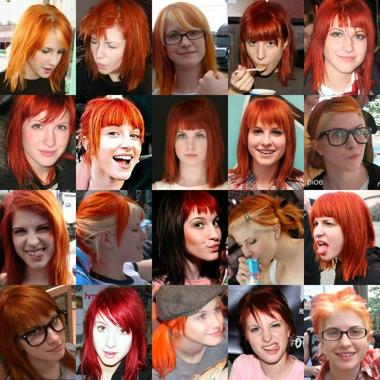 hayley williams paramore paramore edit hayley williams hair