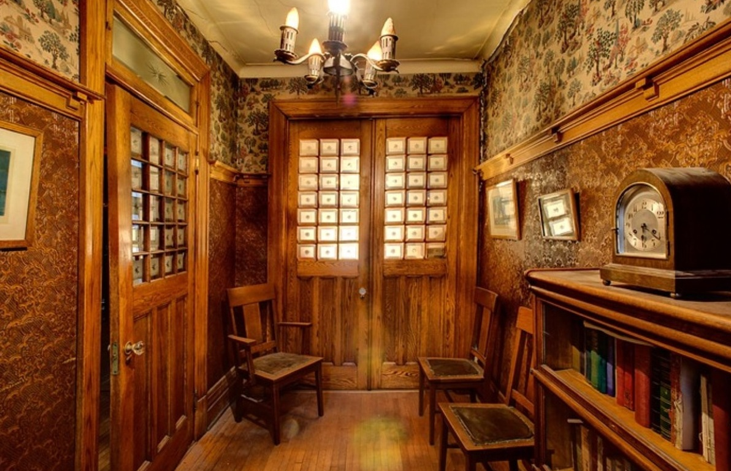 Creepy Historical Montreal Home For Sale