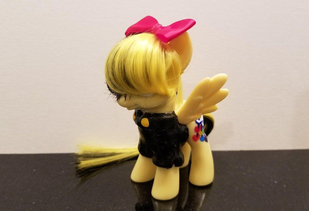 Songbird Serenade Custom Pony G4 Pony My Little Pony Dolls My Little Pony