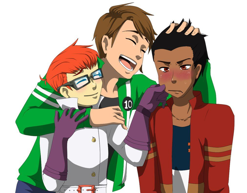 I Got Thinking About The Ben 10 Generator Rex Crossover And Thought Ldquo Wow Wouldn Rsquo T It Be Cool If M Generator Rex Cartoon Network Art American Dragon