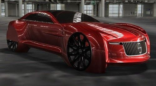 cool Lincoln Continenta Cool Cars From The Future!...  ★ Concept Vehicles - Cars, Motorcycles, Jets & Bikes