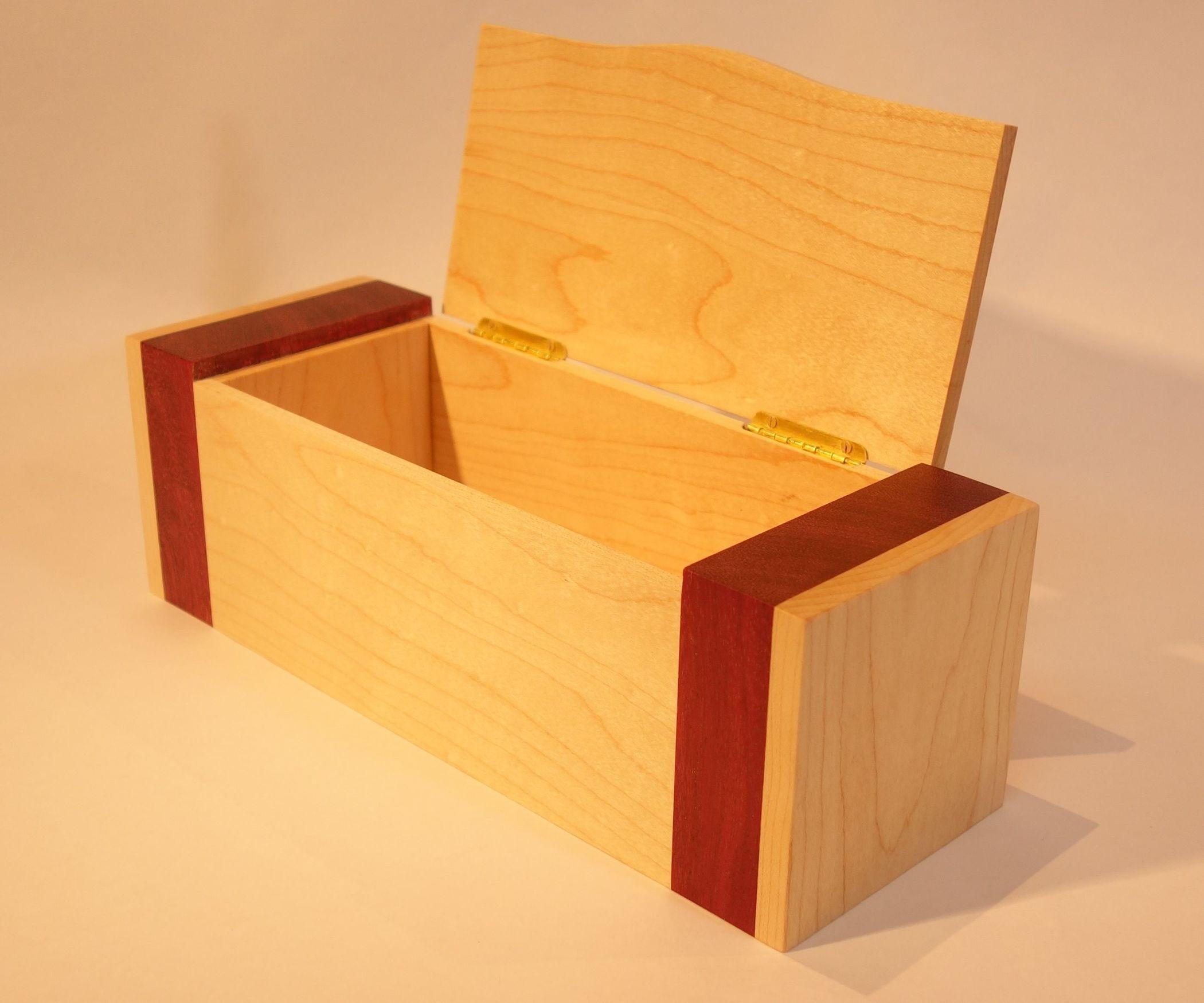 how to - secret compartment box i | woodwork | secret