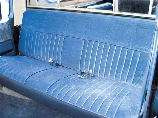 How To Make Seat Covers For A Truck Bench Seat Covers Diy Bench Seat Truck Seat Covers