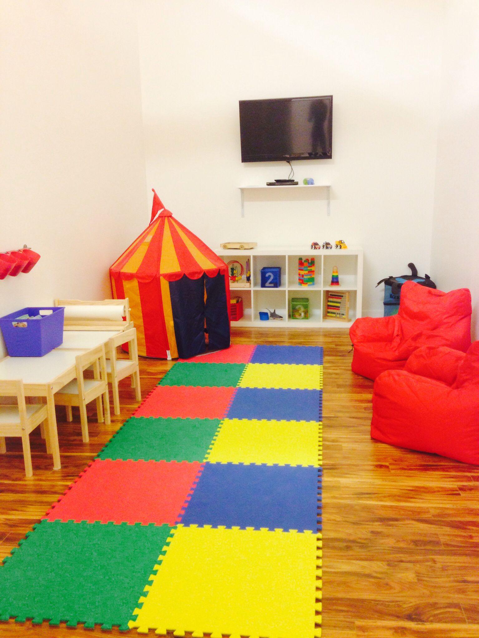 Childminders Playroom, Childminding