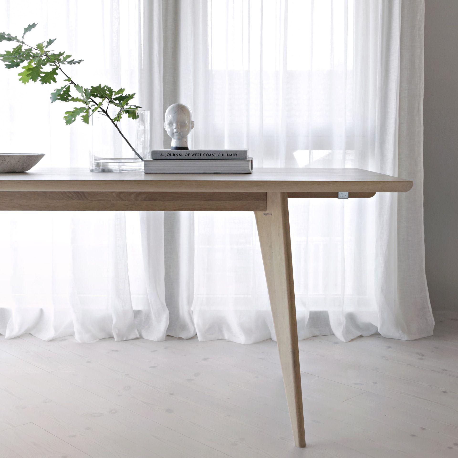Viken spisebord fra norske Ygg & Lyng et priskupp blant