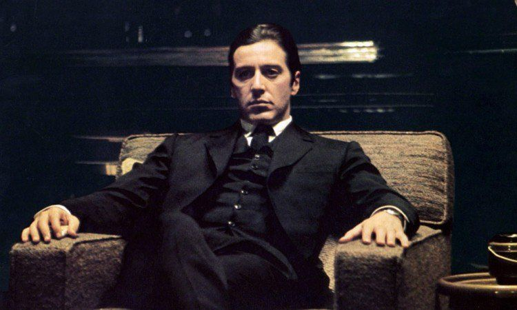 al pacino character s don michael corleone film 39 the godfather part ii 39 1974 directed by. Black Bedroom Furniture Sets. Home Design Ideas