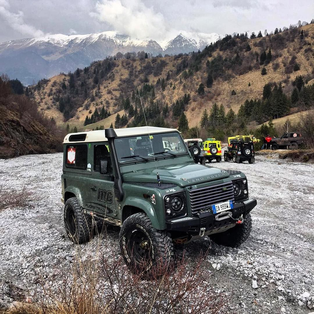 Pin by Dan DaMan on Land Rover Defender Land rover