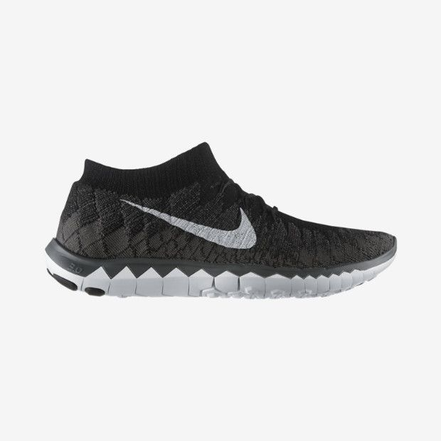 buy popular aedb0 d99b6 Nike Free 3.0 Flyknit Mens Running Shoe