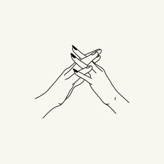 Тумблер картинки на руке