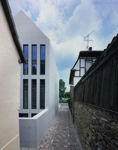Architekt Mainz mainz germany hotel quartier 65 max dudler architekt max dudler