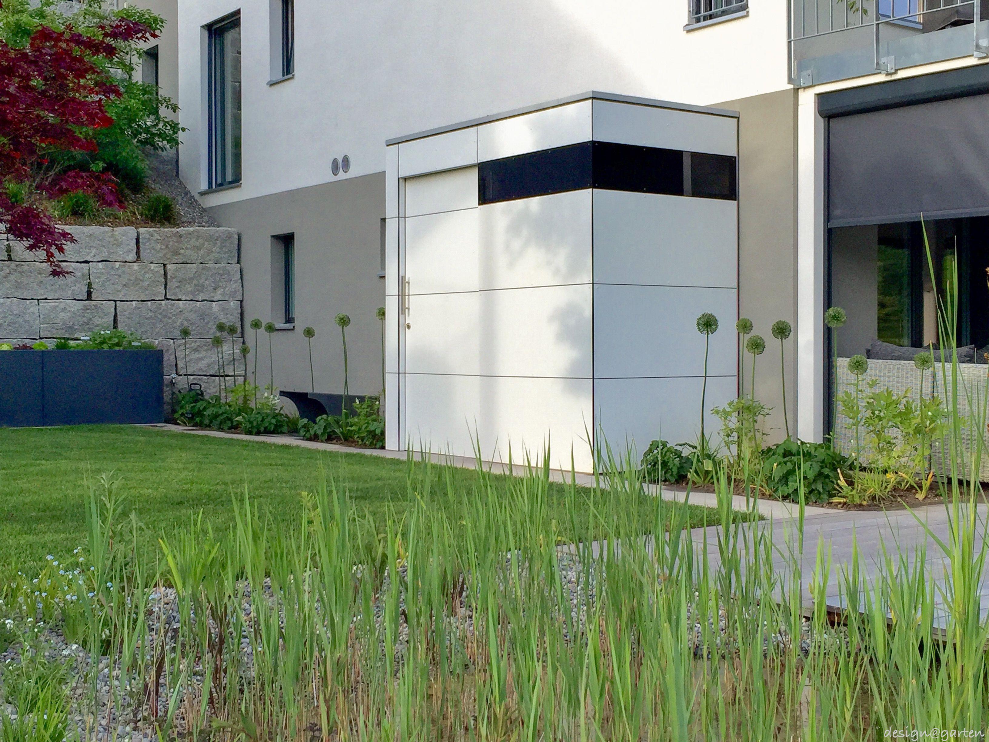 Design Gartenhaus _gart eins in Winterthur by design