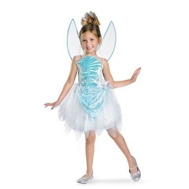 Luxury Tween Tinkerbell Costume