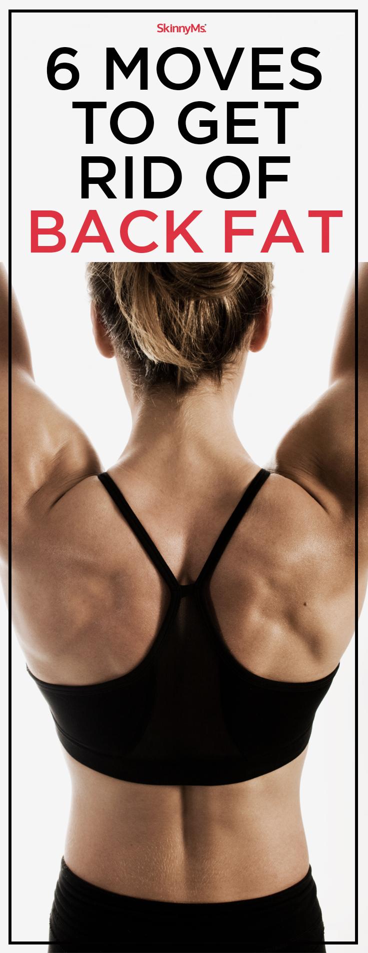 6 Schritte, um Rückenfett loszuwerden #fitness #gesundheit #gesundheitundfitness #training