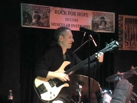 Michael Manring Bass Solo, Rock for Hope 2008