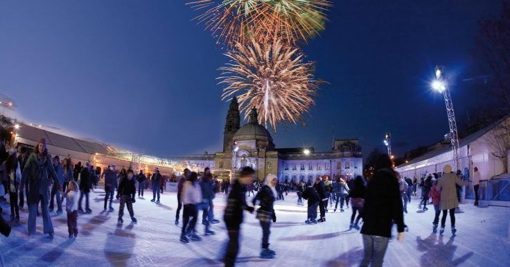 Get To Know The Best Places To Spend The New Year S Eve In Uk Unique Blog Christmas City Breaks The Good Place New Years Eve