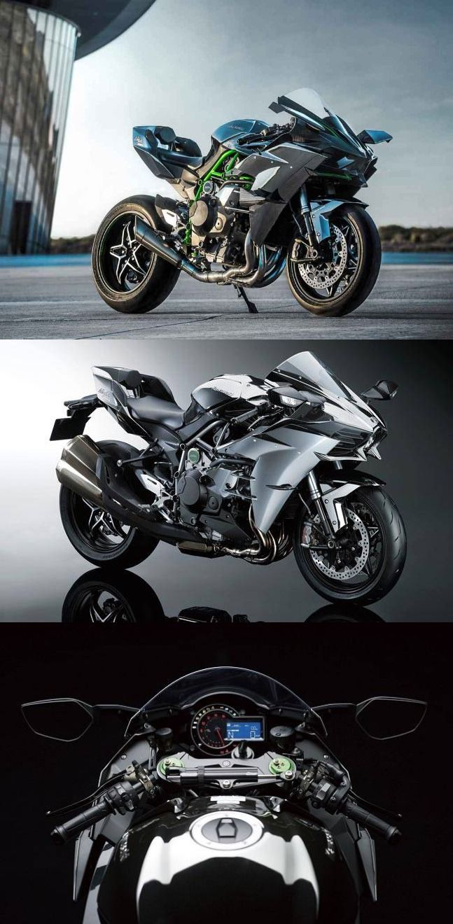 Kawasaki Launches 2017 Ninja H2 H2r And Limited Edition H2 Carbon