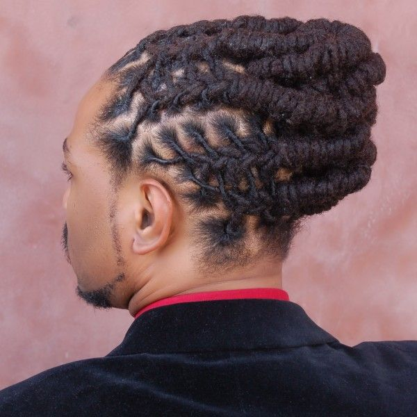 Amazing 1000 Images About Loc Hairstyles On Pinterest Locs Dreadlocks Short Hairstyles Gunalazisus
