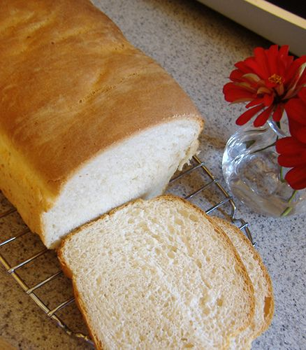 Paul S No Yeast White Bread Recipe With Images Yeast Free