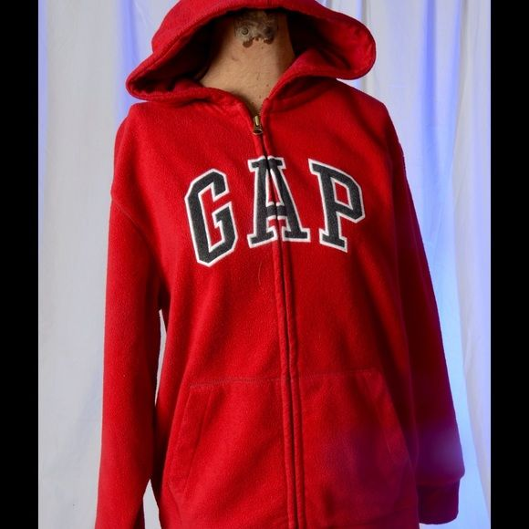 For Sale size Xxlarge Humorous Pre-owned Gap Red Pullover Hoodie