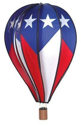 Awesome Premier Designs Hot Air Balloon Patriotic Garden Spinner By Premier Designs.  $40.78. PD25918 Features