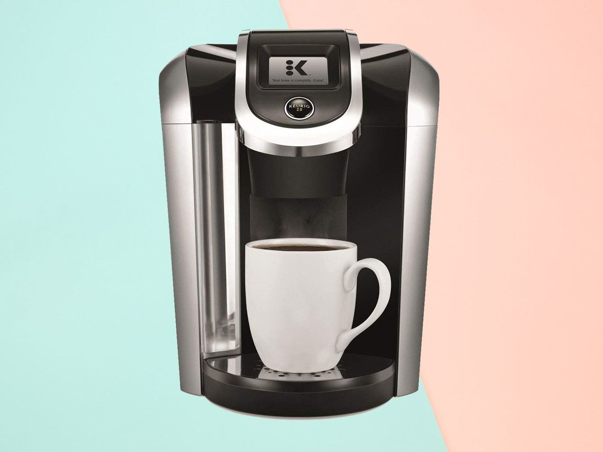 Your Keurig Coffee Maker Can Grow Mold—Here's the Best Way
