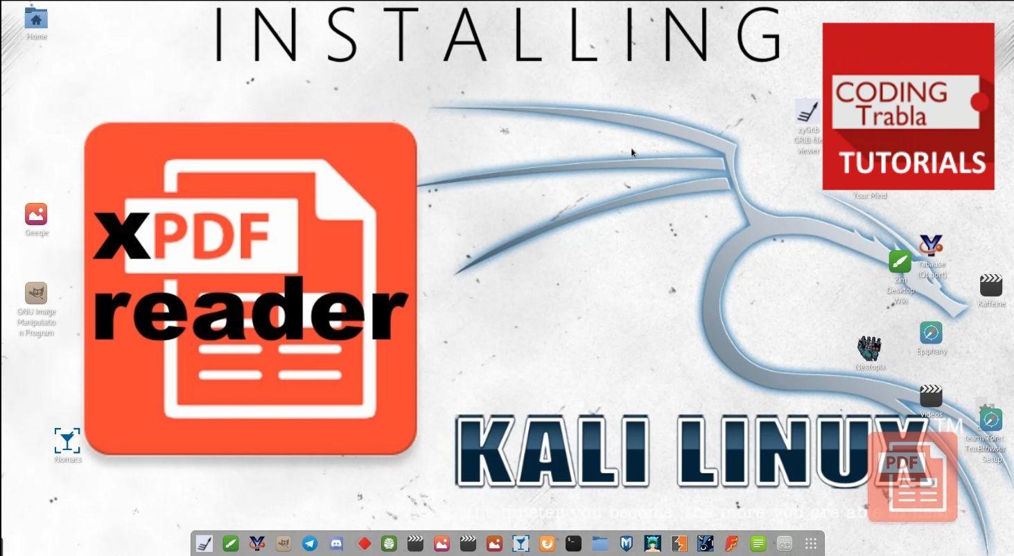 Kali for linux reader pdf