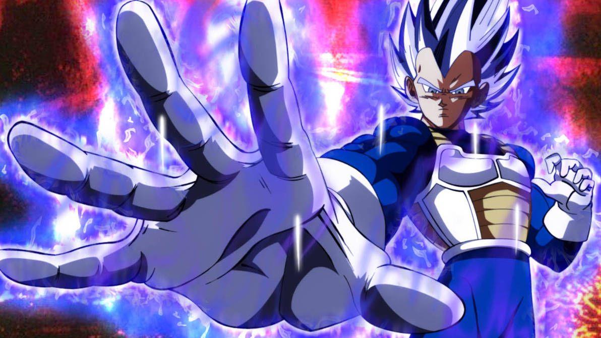 Mastered Ultra Instinct Vegeta By Mohasetif On Deviantart Anime Dragon Ball Super Dragon Ball Super Goku Dragon Ball Image