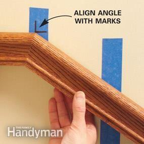 Best Install A New Stair Handrail In 2020 Stair Handrail 640 x 480