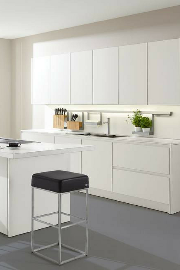 küche in weiß: matt oder glänzend? was ist besser | oder - Küche Hochglanz Oder Matt