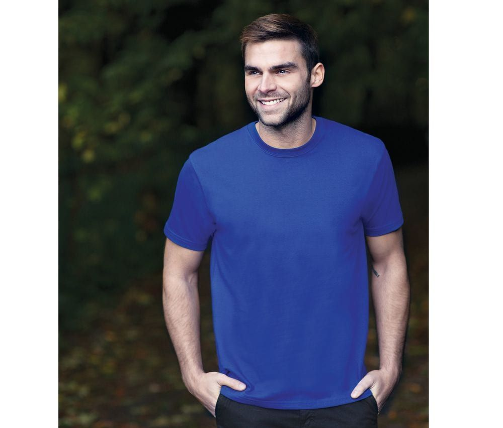 T-shirt Hefty Noir – Starworld SW380 – Taille: S   – Products