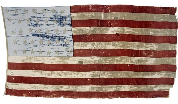 The Forgotten Flag Of The American Revolution And What It Means National Review Battle Flag Old Glory Civil War Flags