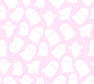 Cute Ghost Background Halloween Wallpaper Kawaii Background Pink Halloween