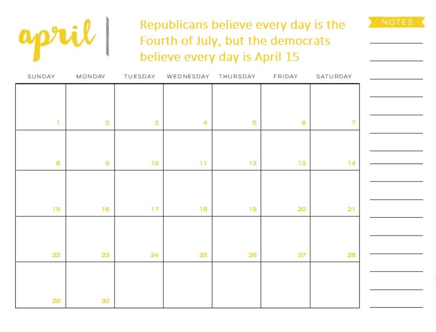 Printable April 2018 Inspiring Calendar Calendar Inspiration