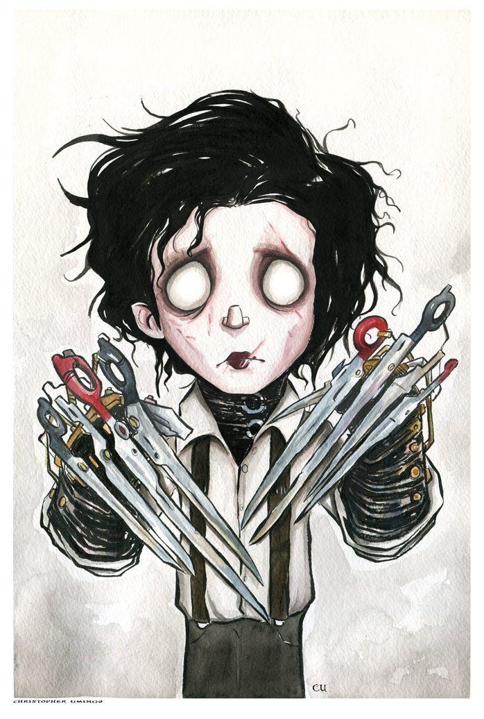 joven manos de tijera dibujo  Buscar con Google  Dibujos