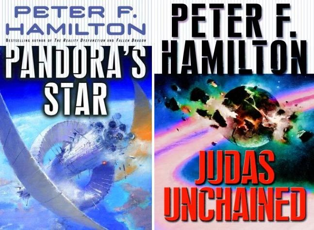 The Best Sci-Fi I have ever read - Peter Hamilton