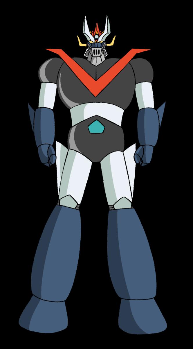 Grande mazinga anime robots cartoni animati personaggi dei